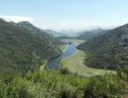 Rijeka Crnojevića - dolina rzeki